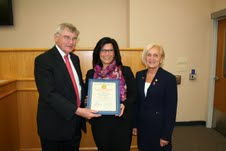 Somerset County Freeholder Citation