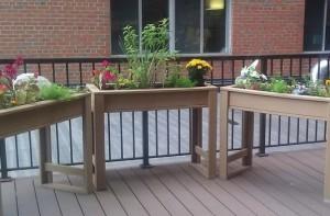 portable planters